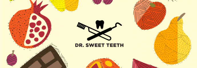 Dr. Sweet Teeth Candy Packaging