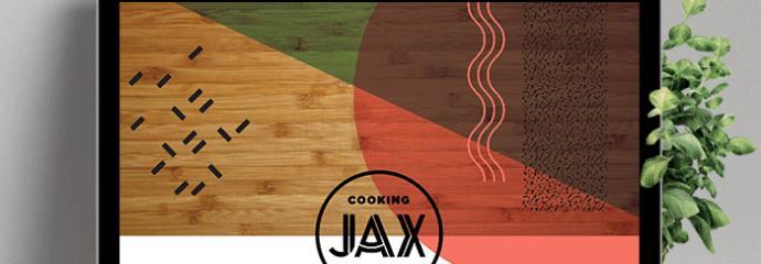 JAX Cooking Studio Branding, UX, UI, & Web Design