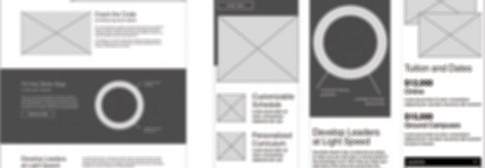 Proprietary UX, UI, Web Design—Message me for a closer look!
